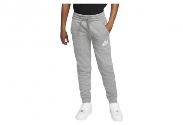 Pantalon de Survêtement Enfant Nike Sportswear Club Gris
