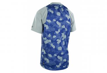 ION Scrub Short Sleeve Jersey Blue / Green