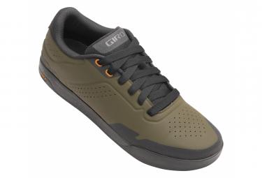 Giro Latch Trail Green / Green MTB Shoes