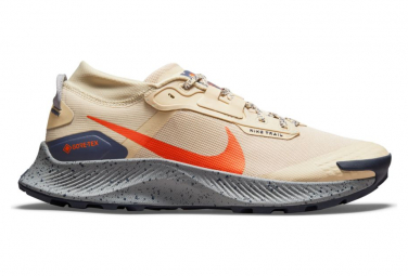 Chaussures de Trail Nike Pegasus Trail 3 GTX Beige / Orange
