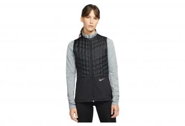 Veste thermique sans manche Nike Therma-Fit ADV Noir Femme