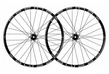 Coppia di ruote Mavic E-Deemax 35 27.5'' | Boost 15x110 - 12x148 mm | 6 fori | 2022