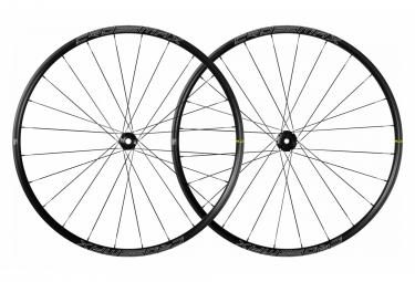 Coppia ruote Mavic Crossmax 29'' | Boost 15x110 - 12x148 mm | 6 fori | 2022