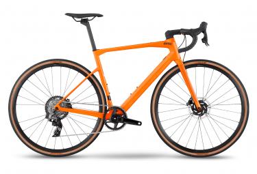 BMC Roadmachine X Two Rennrad Sram Rival eTap AXS 12S 700 mm Orange 2022