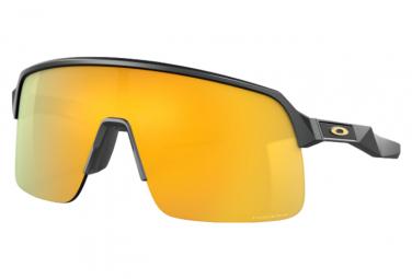 Occhiali da sole Oakley Sutro Lite in carbonio opaco Prizm 24K / Ref.OO9463-13