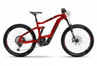 Haibike SDuro FullSeven LT 8.0 Electric Full Suspension MTB Shimano SLX/XT 12F 625 Wh 27.5'' Plus Rot 2020