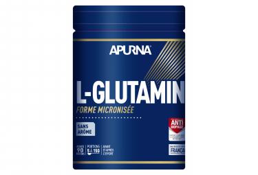 Apurna L-Glutamine Pot 500g