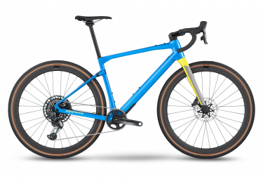 BMC URS 01 Two Gravel Bike Sram Force eTap AXS 12V 700 mm Mexico Blue 2022