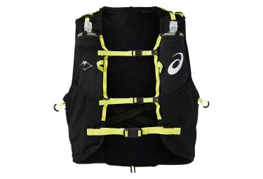 Veste de Trail Asics FujiTrail Backpack Noir Unisex