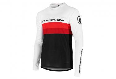 Mondraker Enduro Forest Long Sleeve Jersey Red / Black