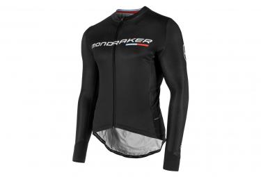 Atomic Pro Long Sleeve Jersey Black
