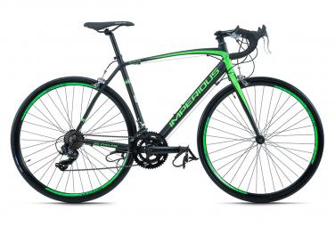 Vélo de course 28'' Imperious noir-vert TC 56 cm KS Cycling
