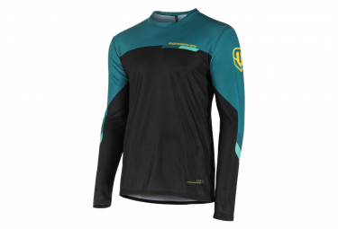 Mondraker Enduro Forest Long Sleeve Jersey Black / Green