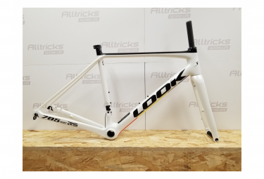 LOOK 785 HUEZ RS DISC PROTEAM WHITE