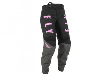 Pantalon Femme Fly F-16 2022 Gris / Noir / Rose