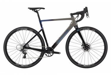 Bicicleta de ciclocross Cannondale SuperSix EVO CX Sram Force 1 11S 700 mm Gris Purple Haze 2021
