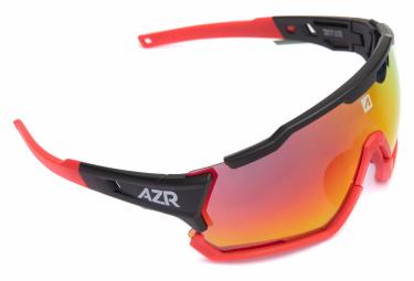 Lunettes AZR TRACK 4 RX Noir rouge