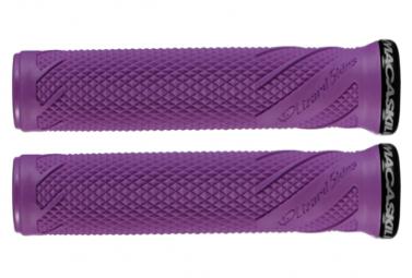 Puños Lizard Skins Legends Series Danny MacAskill - purple black