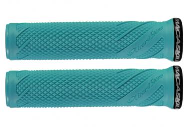 Puños Lizard Skins Legends Series Danny MacAskill - blue black