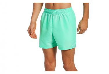 Nike Swin 5 Volley Swim Shorts Green