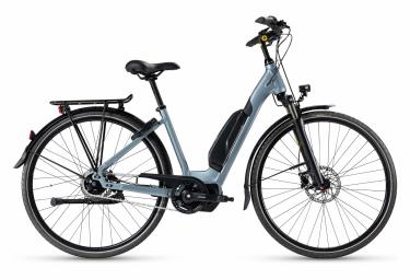 Bicicleta eléctrica urbana Gitane e-City Steps 28 '' Shimano Nexus 5S 418Wh Ice Blue 2021