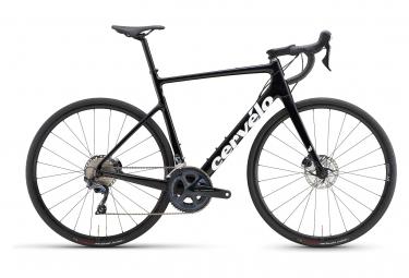 Vélo de Route Cervélo Caledonia Disc Shimano Ultegra 11V Noir Gloss 2021