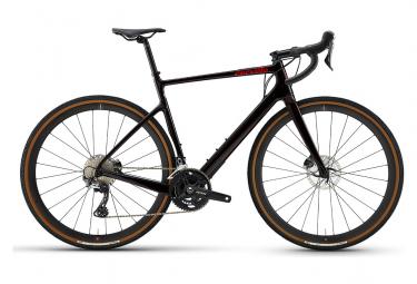 Bicicleta Gravel Cervélo Aspero Shimano GRX 810 11S 700 mm Negro / Rojo 2021