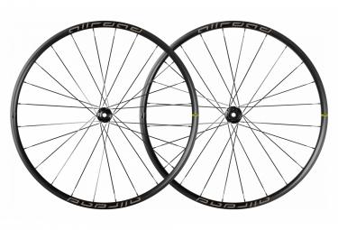 Coppia ruote Mavic Allroad 650b | 12x100 - 12x142 mm | Center Lock | 2022
