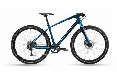 BH Silvertip Lite Shimano Deore 10V 700mm Sport City Bike Blu 2021