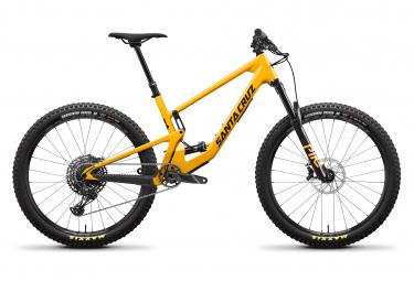 Santa Cruz 5010 C Full Suspension Mountainbike Sram NX Eagle 12V 27.5'' Gelb / Schwarz 2022