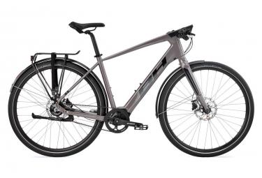 BH Core Cross-S Sport Bicicletta elettrica da città Shimano Alifine 11V 700mm 540 Wh Grigio 2020