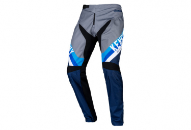 Pantaloni Kenny Elite Bambino Grigio / Blu