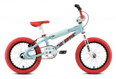 BMX Enfant SE Bikes Vans Lil' Ripper 16'' Bleu Rouge Plume 2021