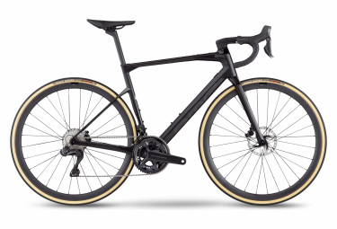 Bicicleta de carretera BMC Roadmachine 01 Five Shimano Ultegra Di2 12S 700 mm Gris carbón 2022