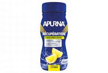 APURNA Recovery Drink Lemon 300mL