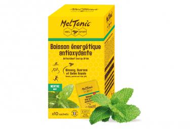 Boisson énergétique Meltonic Antioxydant Menthe 10 sachets