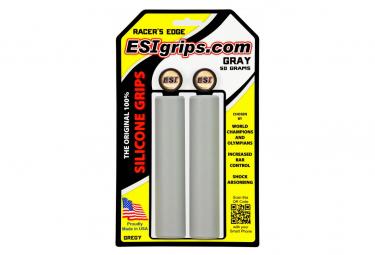 ESI Racer's Edge Grips Grey
