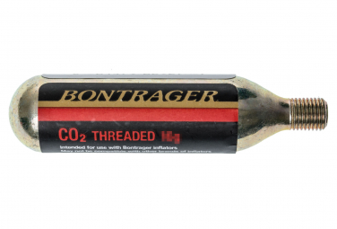 Bontrager Cartridge CO2 Threaded 25 g (1 Piece)