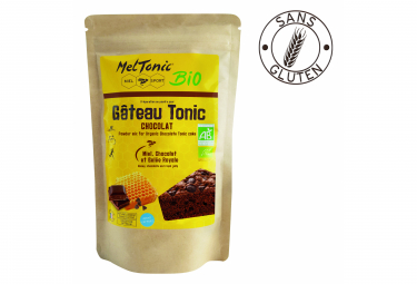 MELTONIC Cake TONIC BIO Chocolate Honey