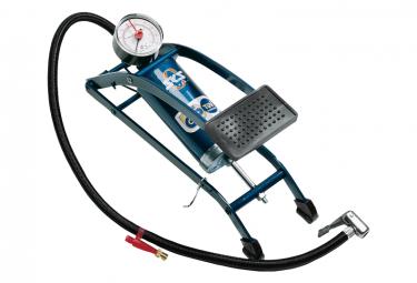 SKS Picco (Max 73 psi / 5 bar) Floor Pump Blue