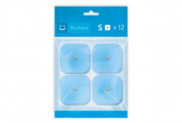 Bluetens Pack de 12 Electrodes S Electrodes