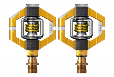 CRANKBROTHERS Paire de pedales Candy 11 - Or