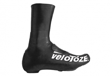 Couvre-Chaussures VeloToze Tall Road Latex Noir