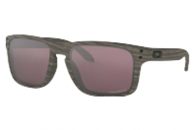 Oakley Holbrook Woodgrain Collection Sunglasses Woodgrain - Prizm Daily Polarized OO9102-B7