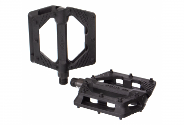 Pair of Plastic Pales WELLGO BN223 Black