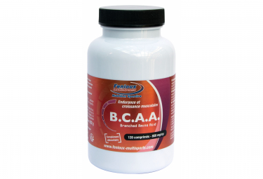 Compléments alimentaires Fenioux BCAA 120 Comprimés