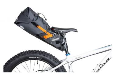 Sacoche de Selle Ortlieb Seat Pack 16.5L Gris Slate