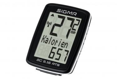 SIGMA Bike Computer BC 9.16 Inalámbrico