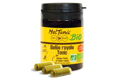 Complément Alimentaire Meltonic Gelée Royale Tonic BIO 60 gélules