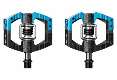 Crankbrothers Pedales Mallet Enduro Ls Azul Negro
